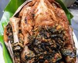 Ayam Betutu (daun singkong & sambal matah) langkah memasak 5 foto