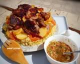 Maqlooba Beef Smoked Flavoured Styles (Modification) langkah memasak 22 foto