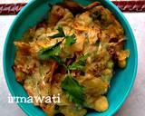 Bakwan Kol-Wortel Nyaaamm langkah memasak 3 foto