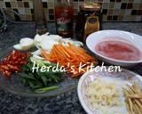 Gurame Fillet Pedas Manis (Tanpa Saus Tomat) langkah memasak 3 foto