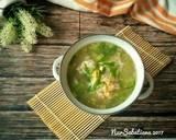 Sup Telur Simple langkah memasak 5 foto