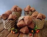 Brownies Kukus Mekar #PR_BrowniesDCC langkah memasak 8 foto