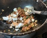 Kerala vendakai (bhindi) curry recipe step 2 photo