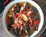 Gejos Ikan Mas / Gejos Lauk Emas langkah memasak 3 foto