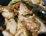 Ketupat Opor Kuning langkah memasak 2 foto
