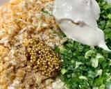 Pasta jajeczna ze szczypiorkiem i musztardą francuską krok przepisu 1 zdjęcie