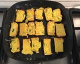 MPASI 1 Tahun KeatasRoti Goreng Telur langkah memasak 8 foto