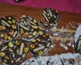 Chocolate Salami (salame) recipe step 8 photo