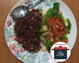 Selada brokoli rebus cah kuah tomat#homemadebylita langkah memasak 7 foto