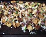 Loaded Chicken and Potatoes#mycookbook recipe step 4 photo