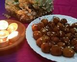 Anarse Ki Goliyan recipe step 14 photo