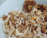 Nasi Praktis Rice cookerdengan Ayam Goreng Crispy langkah memasak 4 foto