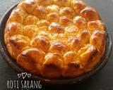 #05- Honeycomb Bread aka Khaliat Nahl #PekanInspirasi langkah memasak 11 foto