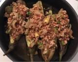 Karnıyarık (Eggplants Stuffed with Ground Meat Sauce) recipe step 4 photo