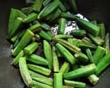 Dahi Bhindi recipe step 1 photo
