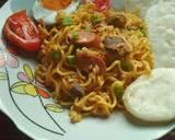 Nasi Goreng Magelangan aka Nasi Goreng Mawut langkah memasak 3 foto