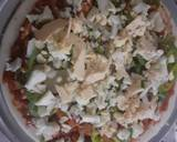 Chicken pizza recipe step 4 photo