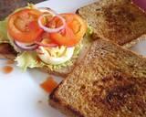 Boiled Egg Sandwich recipe step 3 photo