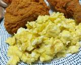 McD Scramble Egg langkah memasak 4 foto