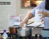 Puding Busa Yoghurt langkah memasak 5 foto