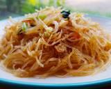 Bihun Jagung Goreng langkah memasak 4 foto