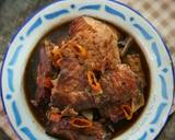 Ikan Panggang & Tempe Kuah Kecap langkah memasak 4 foto