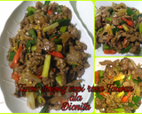Tumis Daging Sapi langkah memasak 9 foto