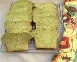 Roti Tawar Pandan langkah memasak 12 foto
