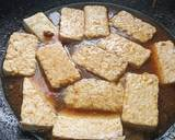 Tempe Bacem langkah memasak 3 foto