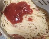 Lumpia Spaghetty Bolognese langkah memasak 4 foto