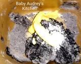 Black Burger Bun langkah memasak 3 foto