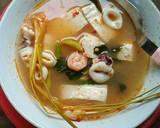 Tom Yam Goong Seafood by Dapur Ryuna #SeafoodFestival langkah memasak 5 foto