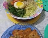 Tempe soto Semarang ala fe langkah memasak 4 foto