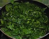 Green rice (Zamarod pilaf) recipe step 2 photo