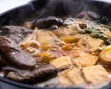 Sukiyaki ratio of warishita sauce recipe step 6 photo
