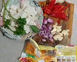 Tahu crispy saus mentega langkah memasak 1 foto