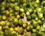 Creamy Cheesy Brussel sprouts recipe step 1 photo