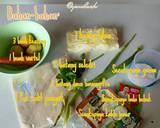 Martabak Bihun (Kulit Pangsit) langkah memasak 1 foto
