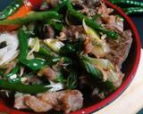 Daging Cah cabe Ijo langkah memasak 6 foto
