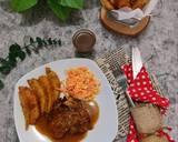 Chicken Steak Pan langkah memasak 5 foto