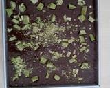 Pumpkin Brownies (Brownies Labu Kuning) langkah memasak 7 foto