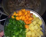 Soup iga daging simple langkah memasak 2 foto