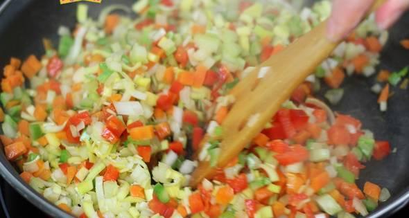 7 Sopa De Verduras Y Quinoa