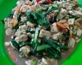 Cah Sawi Tahu Tempe langkah memasak 4 foto