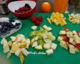 Mix Fruit Cocktail langkah memasak 1 foto