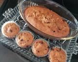 Chocolate Chip Banana Zucchini Yogurt Muffins recipe step 4 photo