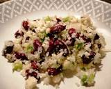 Herby cauliflower rice recipe step 5 photo