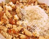 Roasted heirloom tomato mozzarella pasta recipe step 3 photo