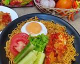 Indomie Ayam Geprek langkah memasak 6 foto