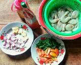 Udang Goreng Mentega langkah memasak 1 foto